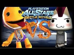 Playstation All Stars Battle Royale: bluedeepdive vs XxEvilToroXx (Round 2) (PS3)