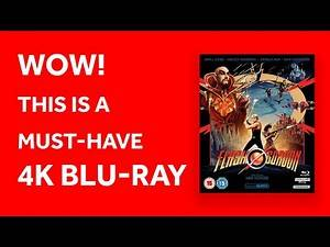 Flash Gordon 4K UHD Blu-ray Review - One of the best 4K blu-rays of 2020?