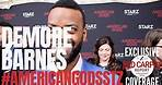 "Demore Barnes interviewed at STARZ LA ""American Gods"" Season 2 Red Carpet Premiere #AmericanGodsSTZ"