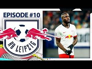 THE STRUGGLE IS REAL! | RB LEIPZIG CAREER MODE #10