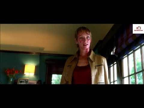 Kill Bill 1- Beatrix Kiddo's revenge on Vernita Green