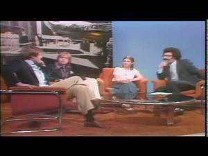 Harrison Ford, Mark Hamill and Carrie Fisher's first interview