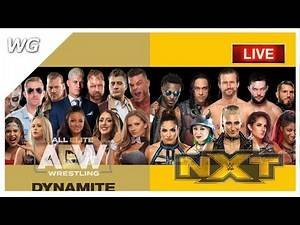 AEW New Years Smash NXT New Years Evil January 6th 2021