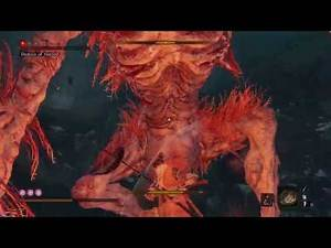 Sekiro - Demon of Hatred guide - hardest boss in the game for me