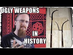 My Top 10 Ugliest Historical Arms (Swords, Daggers, Polearms)