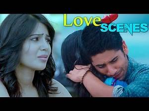 Love Scenes || Latest Telugu Movies Cute And Emotional Love Scenes || 2017