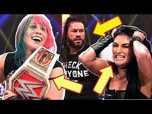 WWE SUMMERSLAM 2020 | Top Highlights, Best Moments of the Night