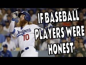 If Baseball Players Were Honest (Part 3)