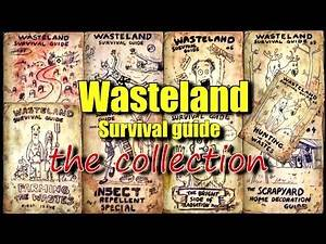 Fallout 4 Wasteland Survival Guide Collection