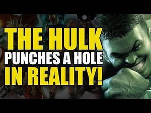 The Hulk Punches Reality! (Comic Facts You Didn't Know)
