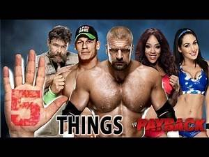 5 Superstars looking for payback - 5 Things