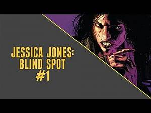 The Setup | Jessica Jones: Blind Spot #1 Review
