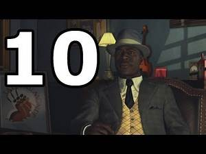 LA Noire Remastered Walkthrough Part 10 - No Commentary Playthrough (PS4)