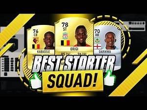 INSANE 20K BPL STARTER SQUAD | FIFA 17 ULTIMATE TEAM SQUADBUILDER