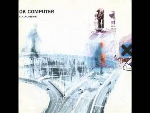 Radiohead - Paranoid Android with lyrics