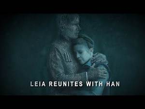 Alternative Ending   Leia's Death - The Rise of Skywalker (Fan-Edit)