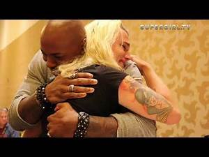 Supergirl tv ~ Supergirl Season 4 Mehcad Brooks Roundtable