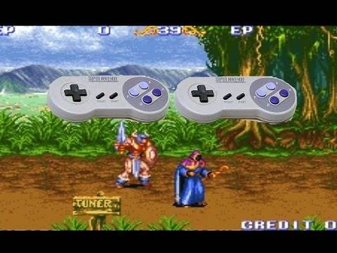 Top 10 SNES Co-Op Games