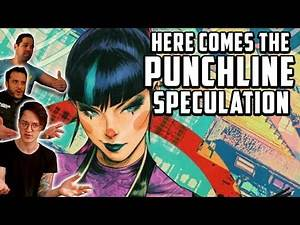 Punchline's 1st Appearance Speculation Causes Big Spikes // Comic Shop Owners' Interesting Policies