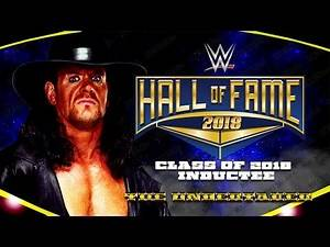 WWE Hall Of Fame Class 2019 Inductees