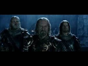 Lord Of The Rings: The Two Towers - Helm s Deep, Part One (Movie Clip)