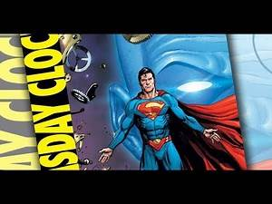 New DC Comics Characters Incoming! Read Doomsday Clock!