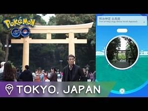 POKÉMON GO IN TOKYO: THE MOST BEAUTIFUL POKÉMON NEST EVER (Trainer Tips Japan Ep. 6)