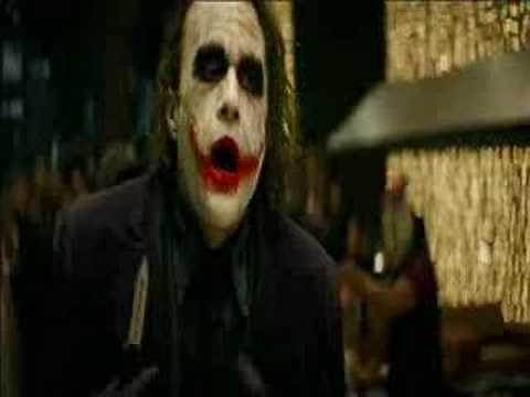The Dark Knight - The Joker!