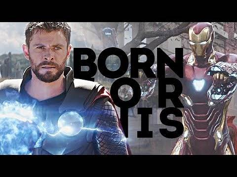 The Avengers (Marvel) | Born For This