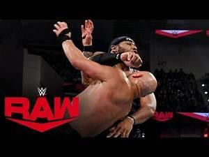 Street Profits vs. Luke Gallows & Karl Anderson: Raw, Dec. 30, 2019
