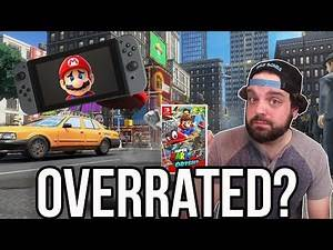 Is Super Mario Odyssey for Switch OVERRATED? | RGT 85