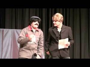 """Comedy-Duo Twinlikes - """"Fritz"""""""