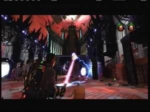 Ghostbusters Public Library Azetlor Boss Battle