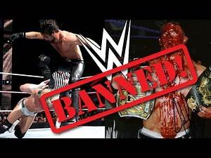 14 Wrestling/Wrestler Things Banned & Blacklisted in the WWE!