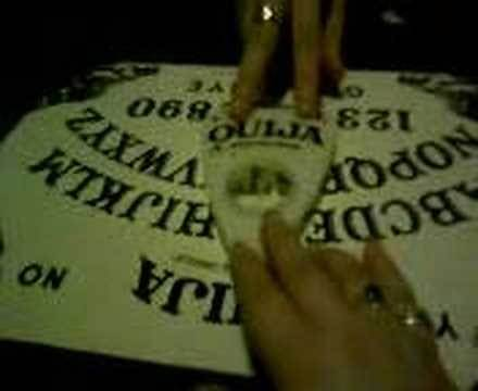 The Wigi Ouija Board