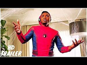 SPIDER-MAN: FAR FROM HOME 'Donovan Mitchell Wear Peter's Suit' Official TV Spots (NEW 2019) HD