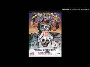 WCW Halloween Havoc 1997 Theme Rough Rock