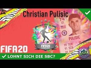 CHRISTIAN PULISIC SBC! 😱🔥 SUMMER HEAT PULISIC SBC! [LOHNT SICH DIE SBC?] | FIFA 20 ULTIMATE TEAM