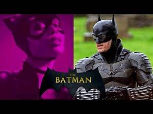 *FIRST LOOK* The Batman (2021) Catwoman LEAKED - Full Batsuit Revealed