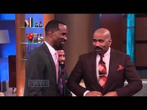 Your son ain't dating my daughter! STEVE HARVEY