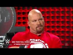 WWe stone cold podcast Triple H