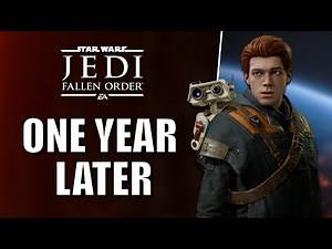 Jedi Fallen Order: One Year Later - The Story of EA's Best Star Wars Game