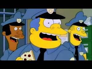 Chief Wiggum's Police Misconduct | Minisode #6