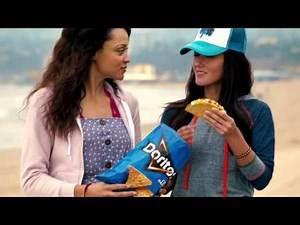 Bag Pass Taco Bell Cool Ranch® Doritos Locos Tacos 2014 Super Bowl Commercials XLVIII