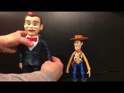 Woody and Benson Toy Story 4 Unboxing/Review