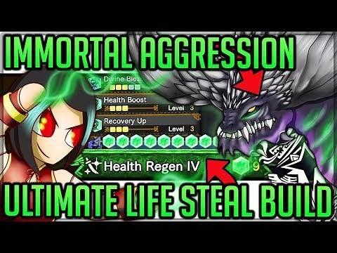 Health Augments Are Broken - Ultimate Healing Build - Monster Hunter World Iceborne! #iceborne #mhw