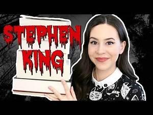 Stephen King's Books I've Read    Recommendations, Best & Reviews    Thriller/Horror Fall Books