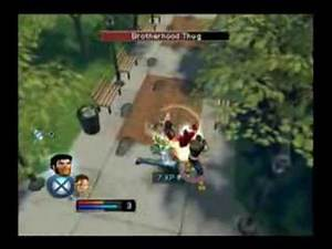 I Wanna Play X-Men Legends! (GCN): Part 3 - Evil Bus Stop!