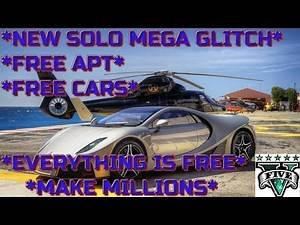 Gta 5 DIRECTOR MODE GLITCH (BUY EVERYTHING FOR FREE AND IT SAVES)