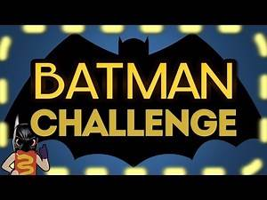 BATMAN QUOTE CHALLENGE! (1966 - 2016) | MOVIE TRIVIA